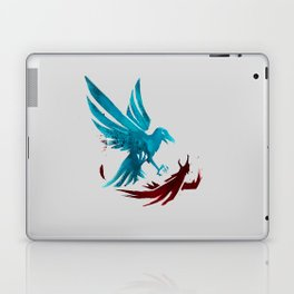 Infamous Second Son - Good Karma Delsin Rowe Laptop & iPad Skin