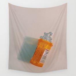 glitter pills Wall Tapestry