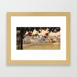 Pushkar Framed Art Print