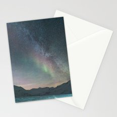 Aurora Borealis 3 Stationery Cards