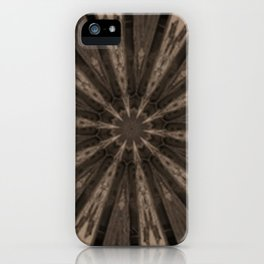 Ghost Town Kaleidoscope iPhone Case