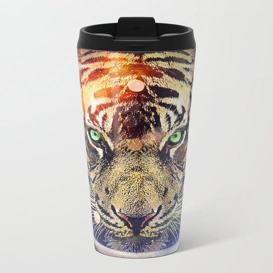 Astro Tiger Metal Travel Mug