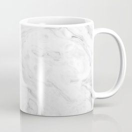 Light grey marble Coffee Mug