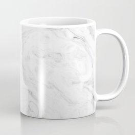 Light grey marble Coffee Mug