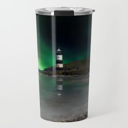 Lighting Up The Dark Travel Mug