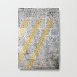 STREET DESIGN Metal Print