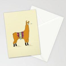 Peruvian Lama Stationery Cards