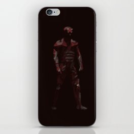 The Man Without Fear iPhone Skin