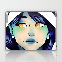 Punk Elf Laptop & iPad Skin