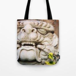 Foo Dog Tote Bag