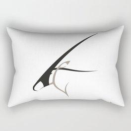 Oryx gazella Rectangular Pillow