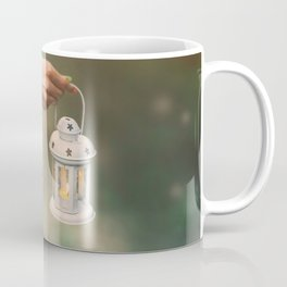 Flickering light Coffee Mug