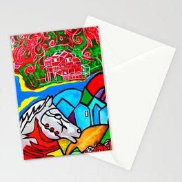 Happy Trails  #Society6  #decor  #buyart Stationery Cards