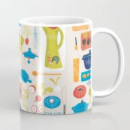 Vintage Kitchen Coffee Mug
