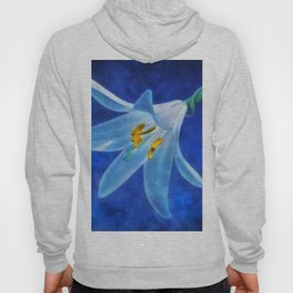 White Lilly Hoody