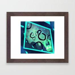 Odd Shodd Framed Art Print