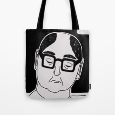 Lonely suit Tote Bag