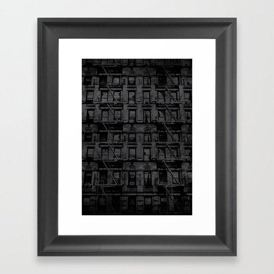 welcome... Framed Art Print