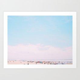 Oregon Coast 2  Art Print