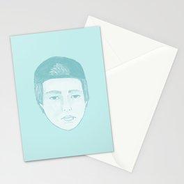 Blue Luke Stationery Cards