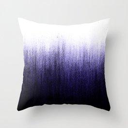 Lavender Ombré Throw Pillow