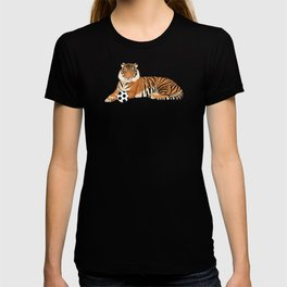 Soccer Tiger T-shirt