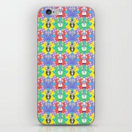 Elephant Costume Career Print iPhone Skin
