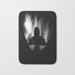 Angel of fire Bath Mat