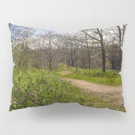 Troubled summer woods Pillow Sham