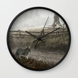 Good hunting Wall Clock