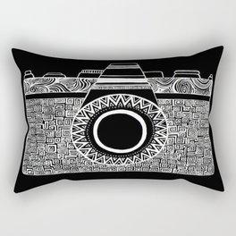 Panamanian camera Rectangular Pillow