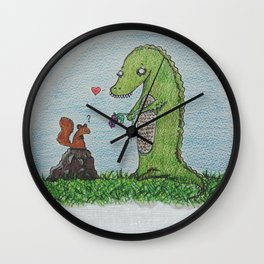 Maude Wall Clock
