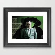 You should see me in a Crown Framed Art Print
