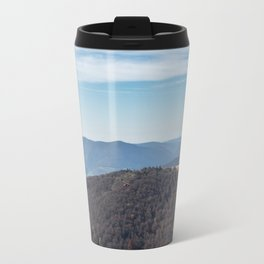 French mountain view Travel Mug