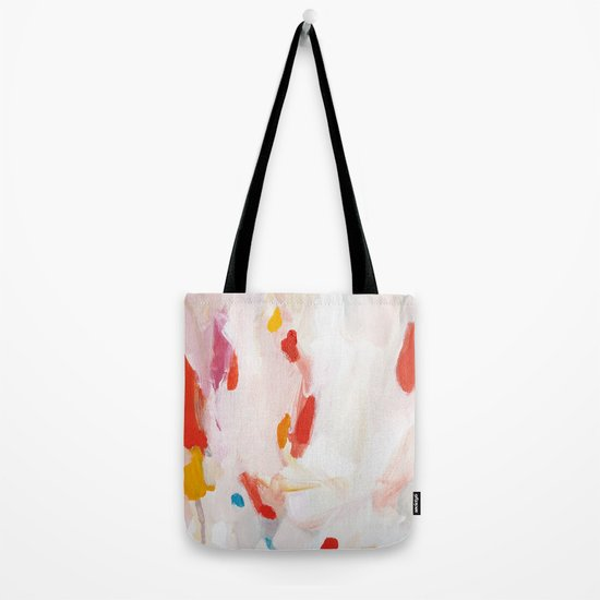 Pinky Promise Tote Bag