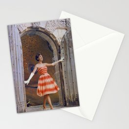 Out of these Waters Stationery Cards