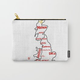 Carry On (1960's - 1970's) Carry-All Pouch
