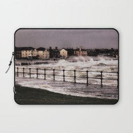 Ardrossan Storm  Laptop Sleeve