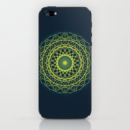 Pattern 1 iPhone Skin