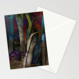 Funky Woods - JUSTART © Stationery Cards