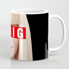 G-Big Barbie (Big Little) Coffee Mug