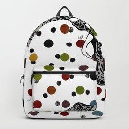 Elephant Polka dot Backpack