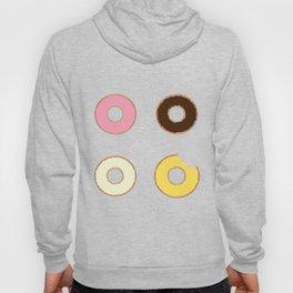 Four Doughnuts (Bitten version) Hoody