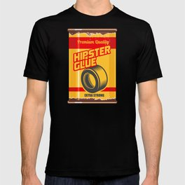 oil can tee T-shirt