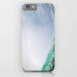 Edge of Waterfall iPhone Case