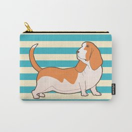Basset Carry-All Pouch