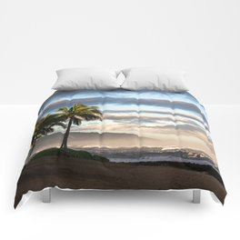 North Shore Hawaii Comforters
