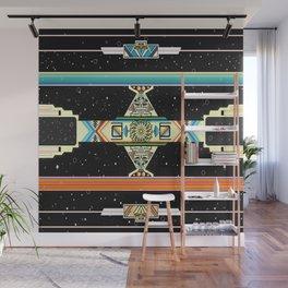 Espacio Serape Wall Mural