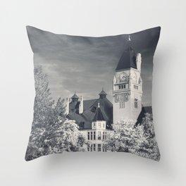 Architecture Department Throw Pillow