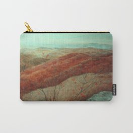 Mountainview in Blowing Rock by Marianne Fadden Carry-All Pouch